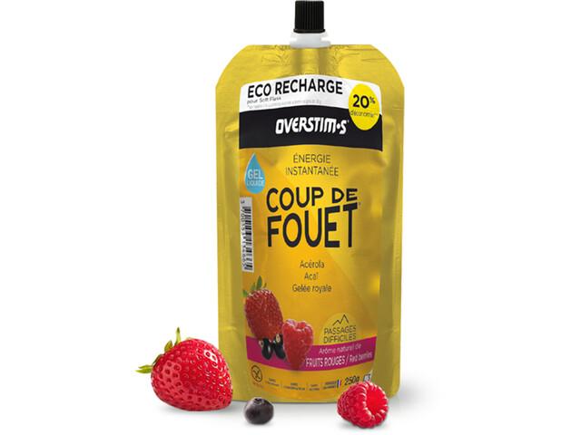 OVERSTIM.s Coup de Fouet Liquid Gel 250g, Red Berries